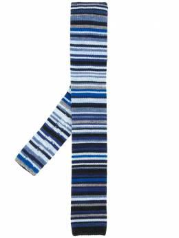 Paul Smith полосатый галстук M1AKTIEAMULTI47