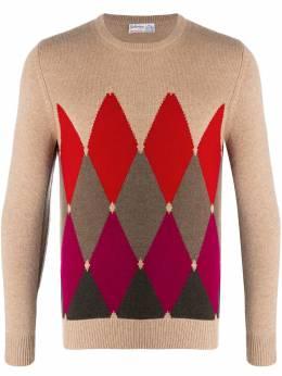 Ballantyne свитер с узором аргайл P2P0007K0A8