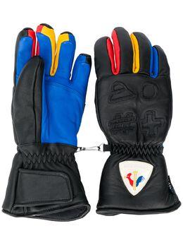 Rossignol перчатки Mechani IMPR из коллаборации с JC de Castelbajac RLIWG36