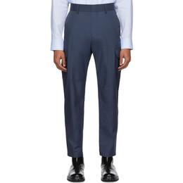 Tiger Of Sweden SSENSE Exclusive Blue Clone Cargo Pants T68366005S