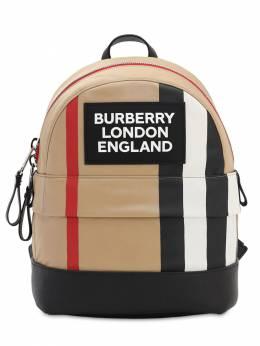 Рюкзак Из Нейлона Burberry 70I1WM018-QTcwMjY1