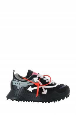 Черные кроссовки Off-White 2202163403