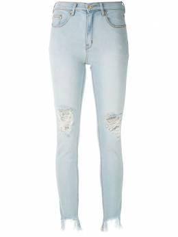 Amapo джинсы скинни Rocker AMV11042