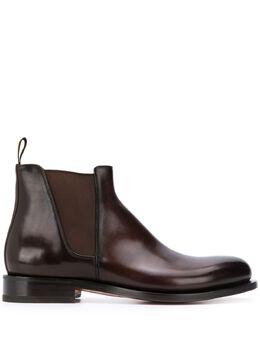 Santoni ботинки челси MCCF16801BB1IVVD