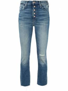 Mother укороченные джинсы Pixie Dazzler 1726624