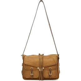 Rag&Bone Brown Field Messenger Bag W292149LD-BRW
