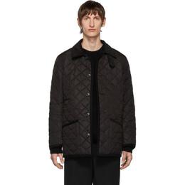 Mackintosh Black Waverly Jacket GQ-1001