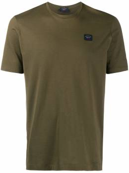 Paul & Shark футболка с круглым вырезом C0P1002