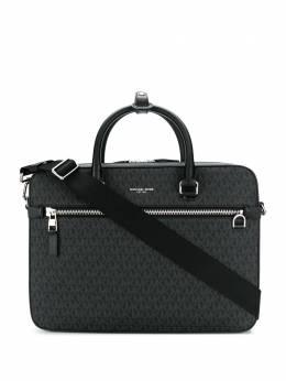 MICHAEL Michael Kors сумка для ноутбука на молнии с логотипом 33F9LHYA2B001