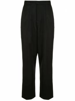 Marques'Almeida брюки оверсайз строгого кроя AW19TR0143STG