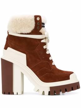 Dolce&Gabbana ботильоны на шнуровке CT0599AJ000