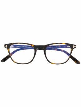Tom Ford Eyewear очки FT5625B в квадратной оправе