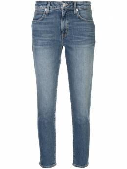 Slvrlake джинсы скинни с эффектом потертости LOUJ701SLH