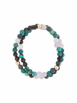 Nialaya Jewelry браслет из бусин WCHCO200