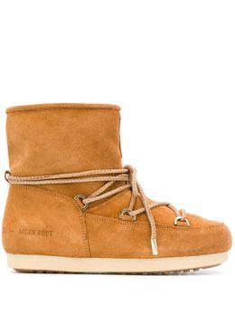 Moon Boot зимние ботинки на шнуровке 24201500