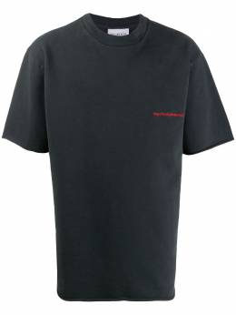 Han Kjobenhavn футболка с вышивкой M120079