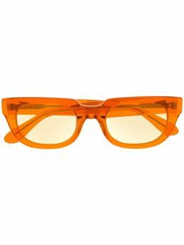 Han Kjobenhavn очки с затемненными линзами в прямоугольной оправе FRAMEROO5SUN