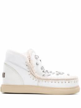 Mou ботинки Eskimo со стразами MINIESKIMOSNEAKER