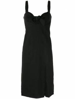 Venroy платье с завязкой WTIEFRNTDRESSBLK