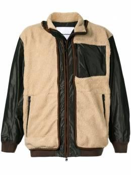 White Mountaineering куртка Gore-Tex со вставками WM1973204