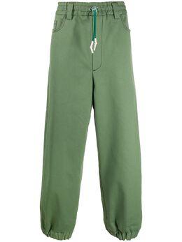 Sunnei брюки свободного кроя EFL01