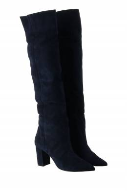 Темно-синие ботфорты Baldan 3060165083