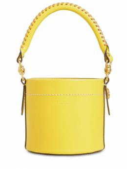 Sm Miller Cantinee Leather Bucket Bag Tory Burch 71IL4W011-NzA20
