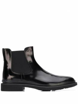 Tod's лакированные ботинки челси XXM89B0CD50LYGB999