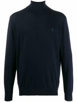 Polo Ralph Lauren свитер с высоким воротником 710771090