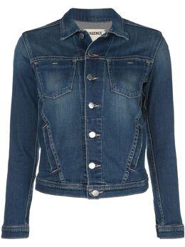 L'Agence джинсовая куртка Janelle узкого кроя 1431RDM