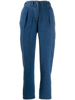 Mara Hoffman джинсы Jade с завышенной талией W908208380