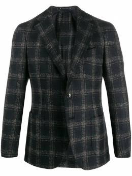 Al Duca D'Aosta 1902 клетчатый пиджак GB482BITTPRAQ081