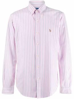 Polo Ralph Lauren полосатая рубашка кроя слим 710794612