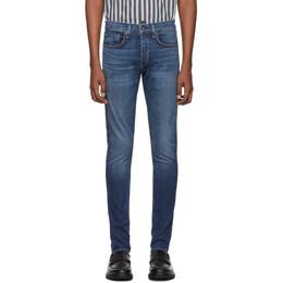 Rag&Bone Blue Fit 1 Jeans M1224K510THP