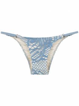 Track&Field printed bikini bottoms V19810232