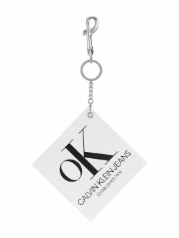 Calvin Klein Jeans Est. 1978 брелок для ключей 'Icon' J90J900031