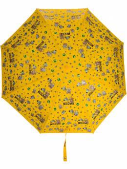 Moschino зонт с принтом 8045OPENCLOSEU