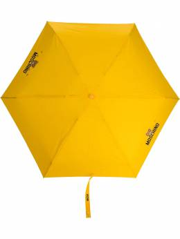 Moschino зонт с логотипом 8042SUPERMINIU