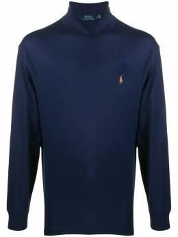 Polo Ralph Lauren футболка с высоким воротником 710760126