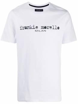 Frankie Morello футболка с логотипом FMCF9122TS