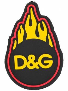Dolce&Gabbana нашивка с логотипом BI1311AJ062