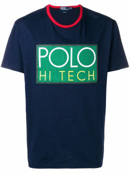 Polo Ralph Lauren футболка с логотипом 710717713
