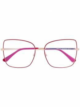 Tom Ford Eyewear FT5613B butterfly-frame glasses FT5613B