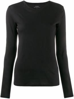 Vince футболка с длинными рукавами VR60783189