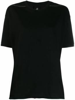Thom Krom футболка свободного кроя WTS33003