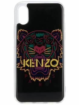 Kenzo чехол для iPhone X/XS Icon Tiger F96COKIFXTGR