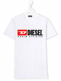 Diesel Kids футболка 'Tjustdivision' 00J47V00YI9
