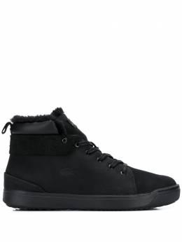 Lacoste высокие кроссовки с логотипом 738CFA000402H