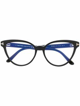 Tom Ford Eyewear cat-eye shaped glasses FT5639B