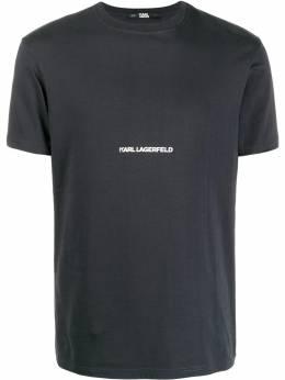 Karl Lagerfeld футболка Essential с логотипом 96KM1712999